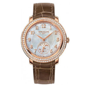 Patek Philippe - LADIES COMP RG WHITE MOP