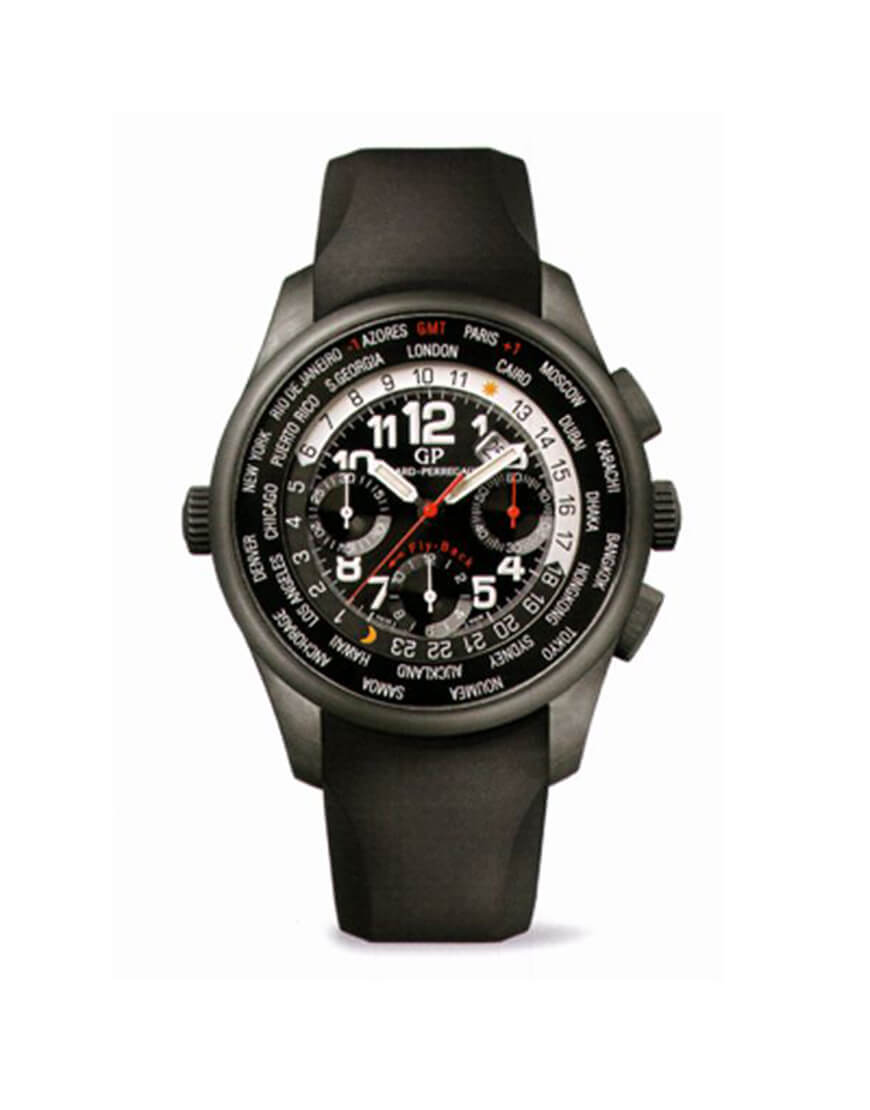 Girard-perregau - WW.TC SHADOW BLACK CERAMIC
