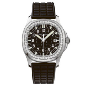 Patek Philippe - AQUANAUT STEEL BLACK