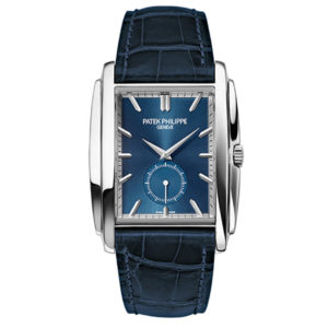 Patek Gondolo White Gold Watch (5124G-011)