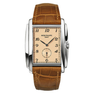 Patek Philippe - GONDOLO WG BROWN CROCO