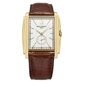 Patek Philippe - GONDOLO YG BROWN CROCO