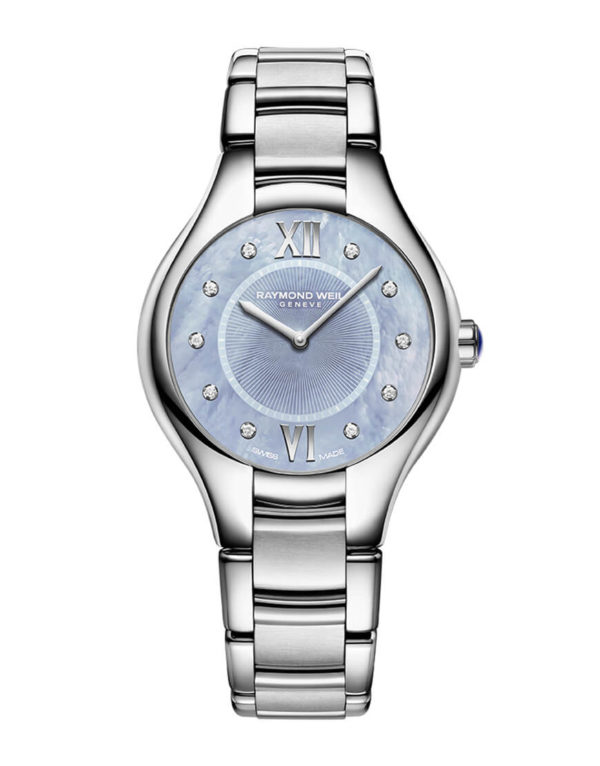 Raymond Weil - NOEMIA - LADIES STEEL BLUE MOP 10DI