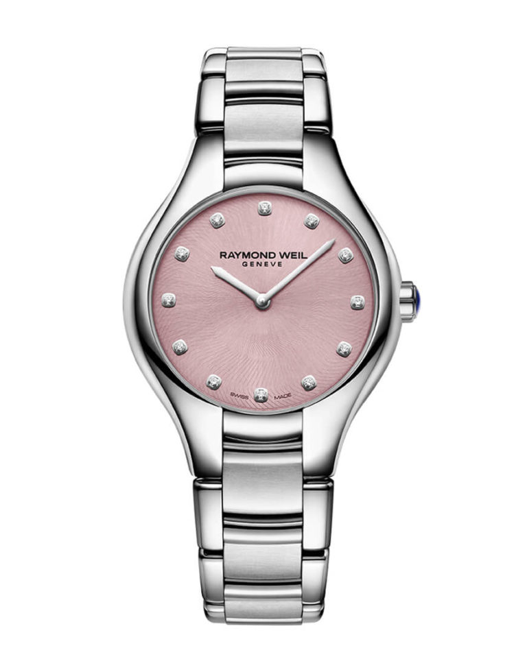 Raymond Weil - NOEMIA PINK DIAMONDS