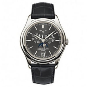 Patek Philippe - COMPLICATIONS PLAT. GREY CROCO
