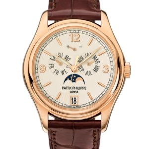 Patek Philippe - COMPLICATIONS ANNUAL CAL&MOON PHASE RG