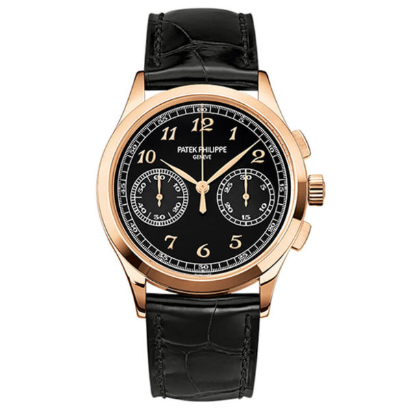Patek Philippe - CHRONO COMPLICATION RG IVORY D