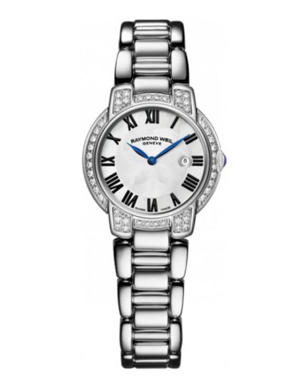 Raymond Weil - JASMINE STEEL WITH DIAMS MOP