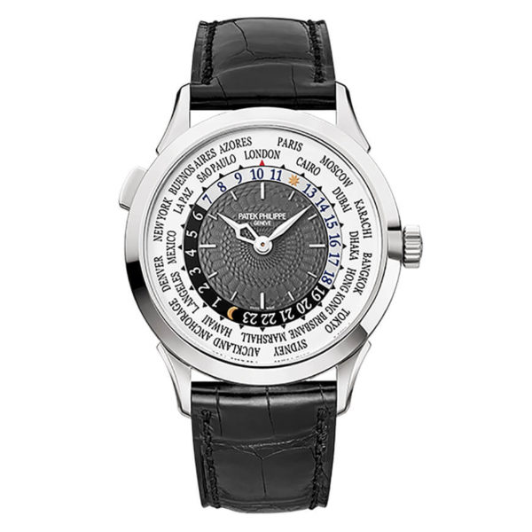 Patek Philippe - WORLDTIME WG CHARCOAL GREY DI
