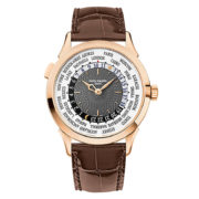 Patek Philippe - WORLDTIME RG CHARCOAL GREY DIA