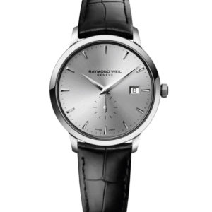 Raymond Weil - TOCCATA STEEL SILVER INDEX STR