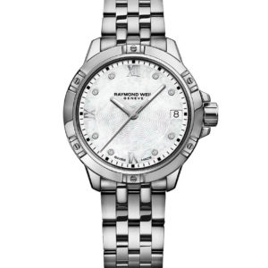 Raymond Weil - TANGO LADIES STEEL MOP RN 8DIAMONDS