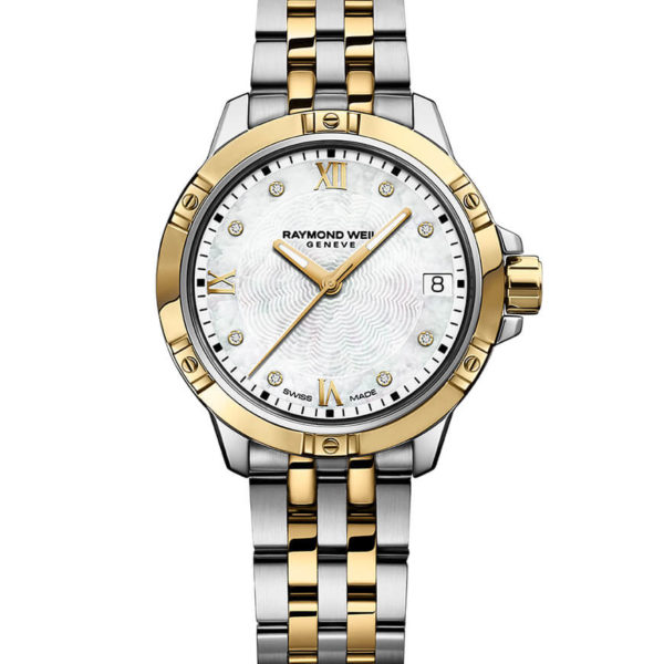 Raymond Weil - TANGO LADIES STP MOP RN 8DIAMONDS