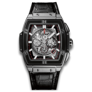 Hublot - SPIRIT OF BB 45MM CHRONO SKELETON