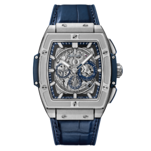 Hublot - SPIRIT OF BB 45 AUTO CHRONO BLUE