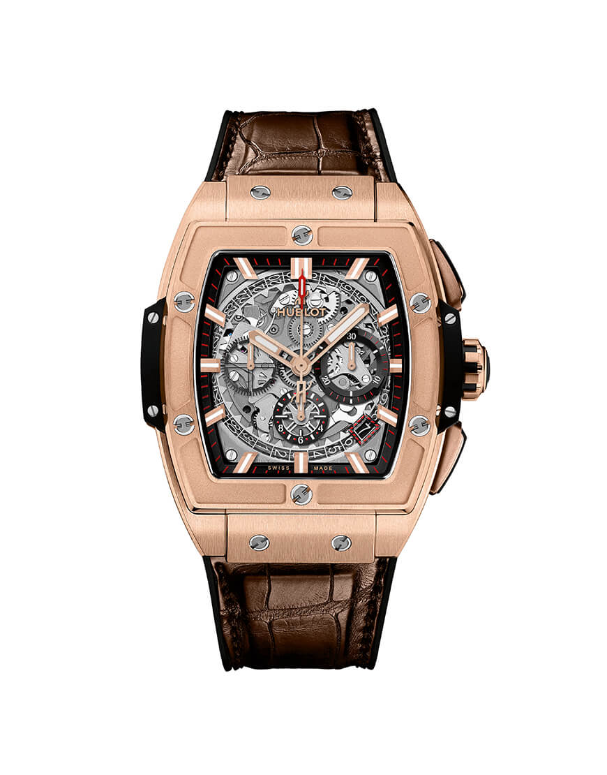 Hublot - SPIRIT OF BB 42MM KG AUTO