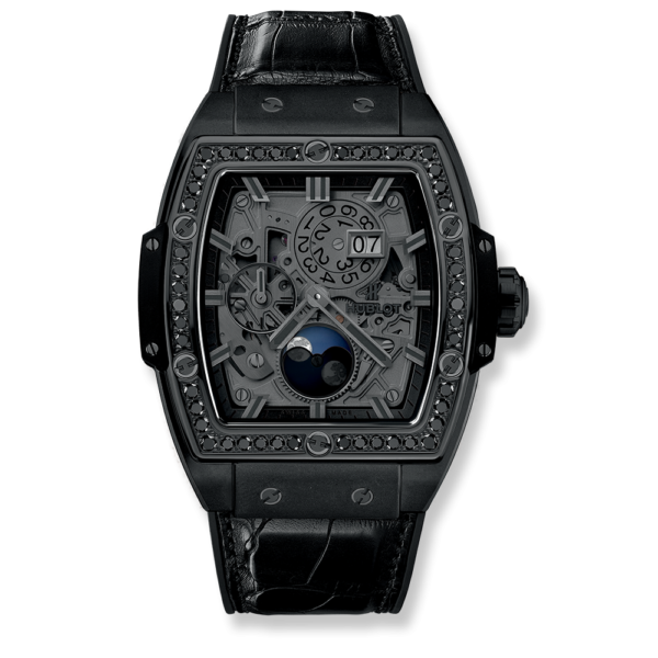 Hublot - SPIRIT OF BB BLACK CER 42