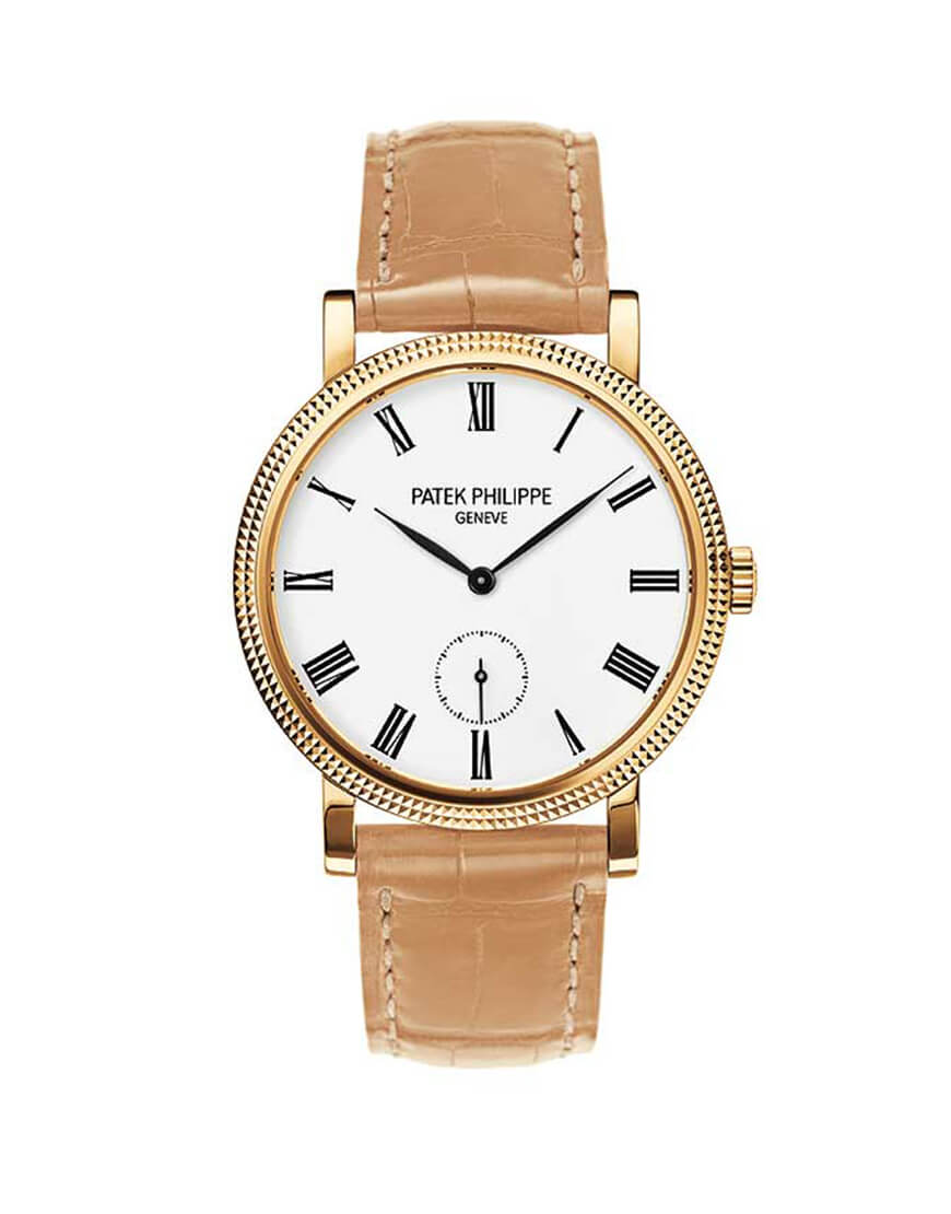Patek Philippe - CALATRAVA YG LADIES MANUAL