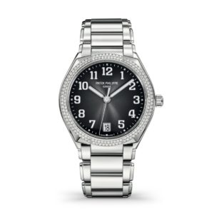 Patek Philippe - TWENTY-4 36 STEEL DIAM GRAY