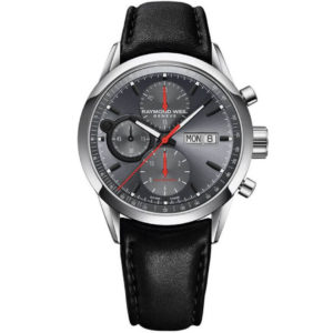 Raymond Weil - FREELANCER GREY INDEX ST