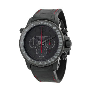 Raymond Weil - NABUCCO BLACK CHRONO RED