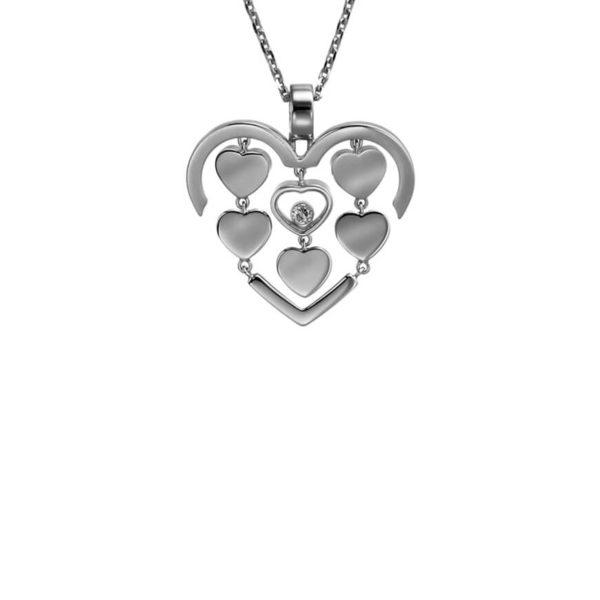 Chopard - HAPPY DIAMONDS WG HEARTS 1BR