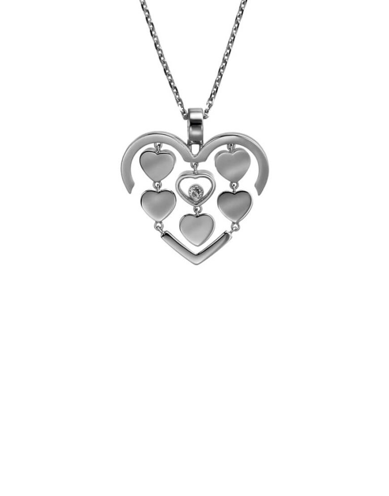 Chopard - HAPPY DIAMONDS WG HEARTS 1BR