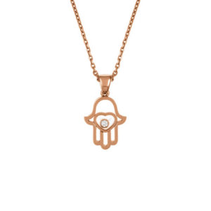 Chopard - HAPPY DIAMONDS PENDANT HAND MOTIF 1MOV D