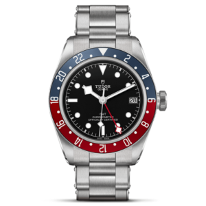Tudor - BLACK BAY GMT BLACK INDEX