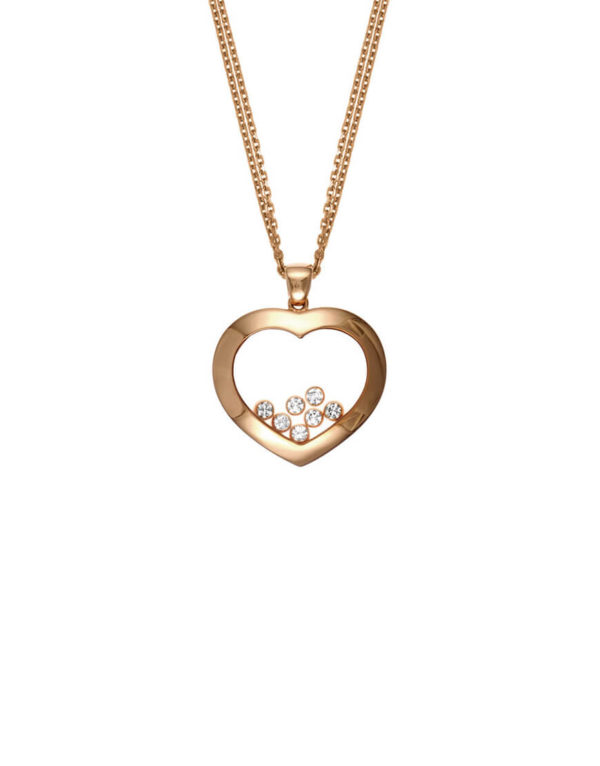 Chopard - HAPPY DIAMONDS RG PEND 7BR