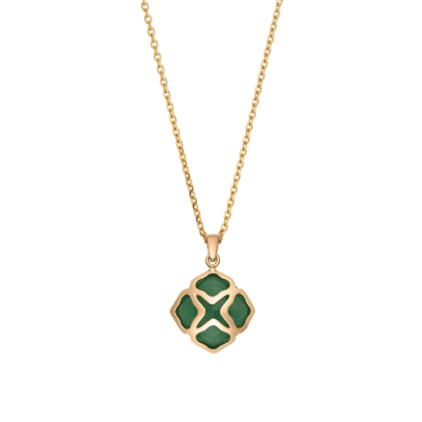Chopard - IMPERIALE PENDANT RG CHALCEDONY