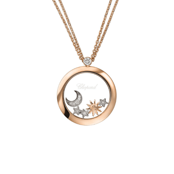 Chopard - HAPPY DIAMONDS SUN/MOON/STARS