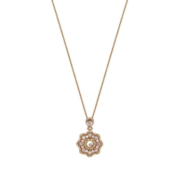 Chopard - HAPPY DIAMONDS PENDANT RG SPECIAL COLL