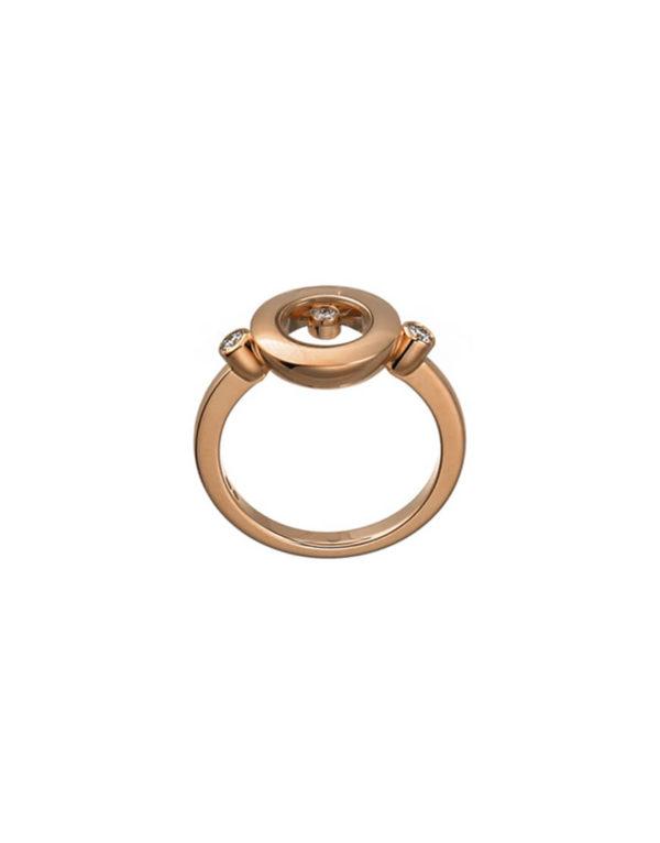 Chopard - HAPPY DIAMONDS RING RG