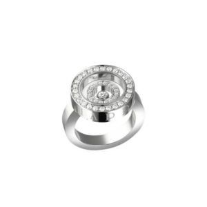 Chopard - RING HAPPY SPIRIT WG 42DI 1MOV DI S53
