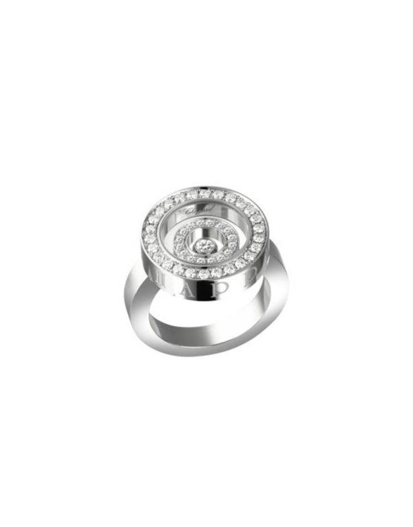 Chopard - RING HAPPY SPIRIT WG 42DI 1MOV DI S53