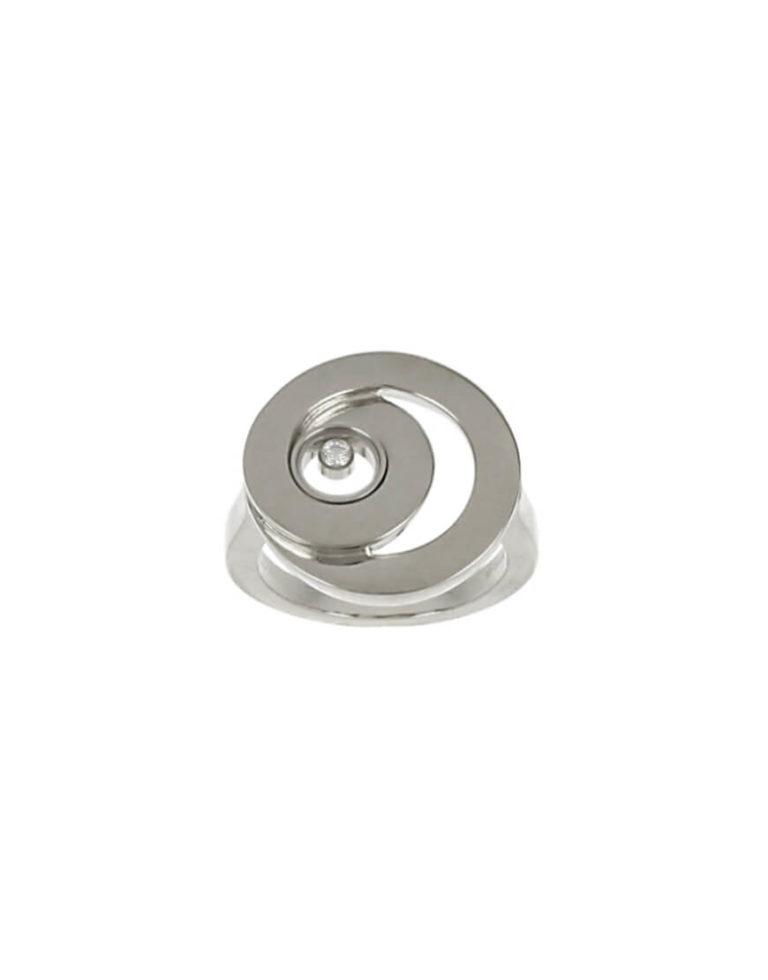 Chopard - HAPPY DIAMOND LOOP WG RING