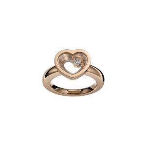 Chopard - HAPPY DIAMONDS HEART RG 1BR