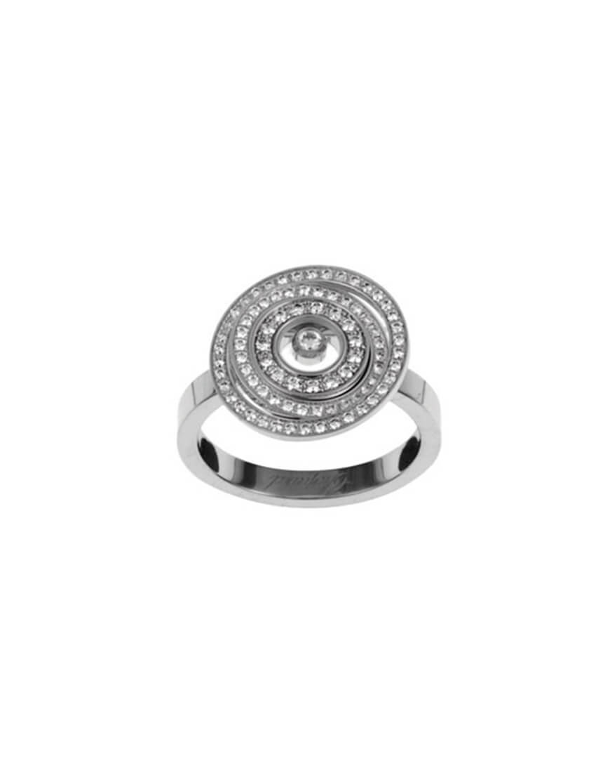 Chopard - HAPPY SPIRIT RING WG DIAMS
