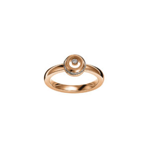 Chopard - HAPPY DIAMONDS RG RING ROUND