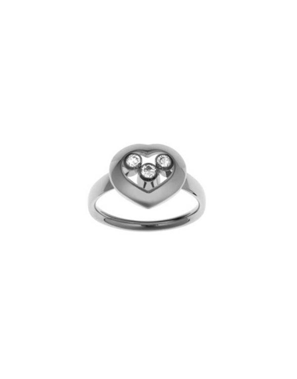 Chopard - HAPP DIAMONDS 3BR RING 53