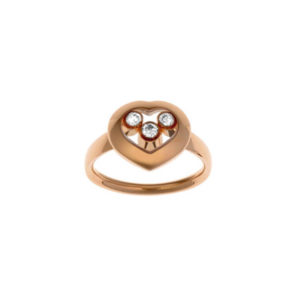 Chopard - HAPPY DIAMONDS RING RG 3MOV DI