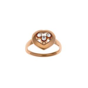 Chopard - HAPPY DIAMOND RG RING 3BR