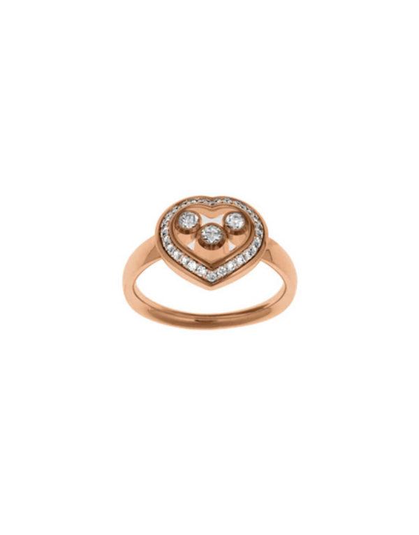 Chopard - HAPPY DIAMONDS RG 26DIAMS 53