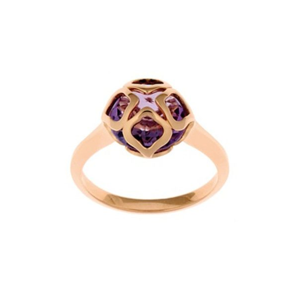 Chopard - RING IMPERALE RG 1 AMETHYST SIZE 52