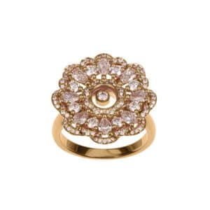 Chopard - HAPPY DIAMONDS RING RG SPECIAL COLL