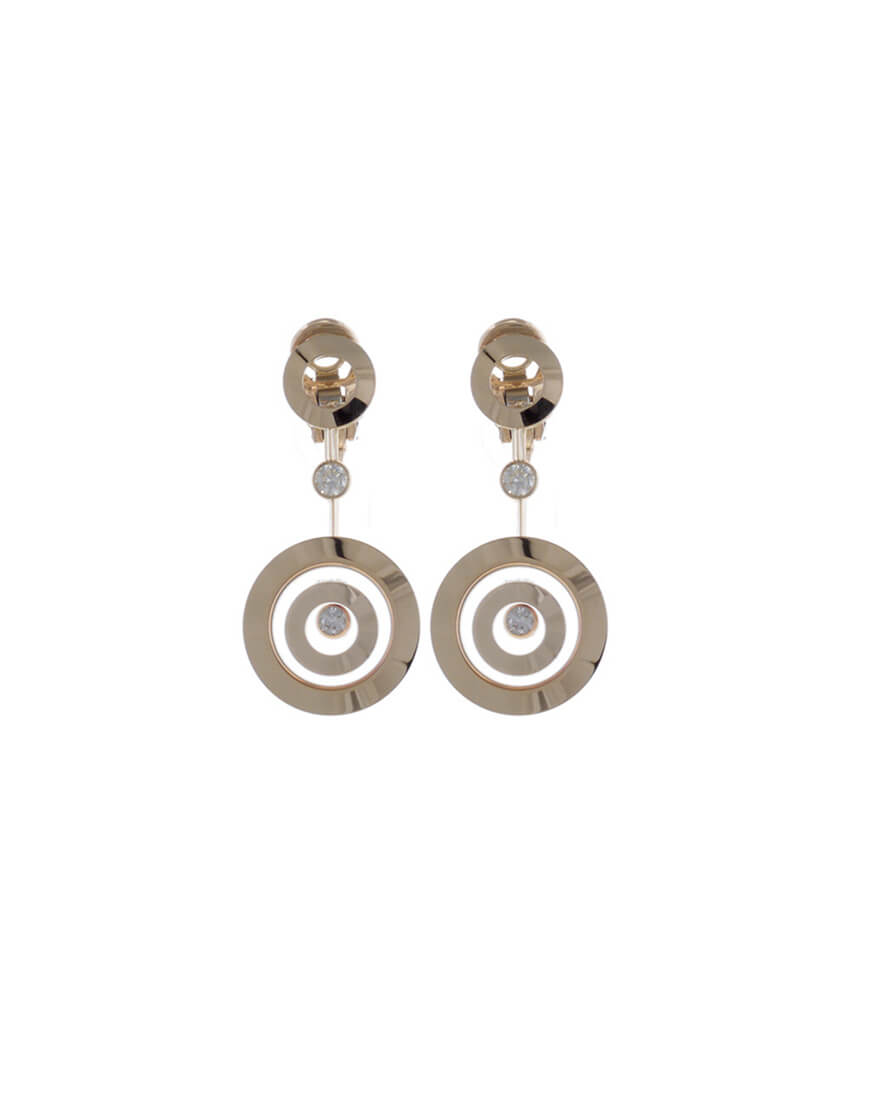 Chopard - HAPPY SPIRIT WG HANGING EARRIN