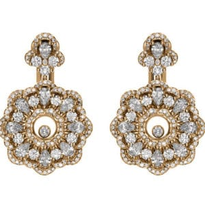 Chopard - EARCLIPS RG HAPPY DIAMONDS SPECIAL COLL