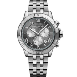 Raymond Weil - TANGO GENTS CHRONO STEEL GREY RN