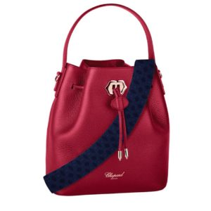 Chopard - OSLO MINI HANDBAG GRAINED LEAT